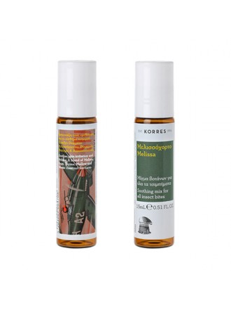 KORRES INSECT BITE STICK ΜΕΛΙΣΣΟΧΟΡΤΟ 15ML