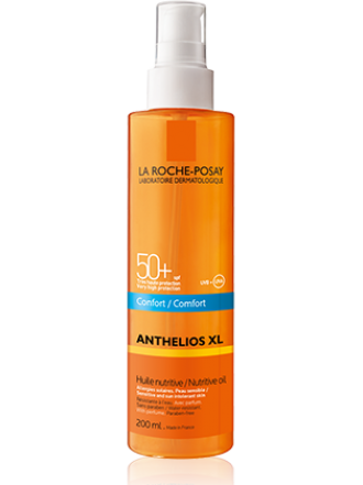 LA ROCHE POSAY ANTHELIOS XL ΑΝΤΗΛΙΑΚΟ ΛΑΔΙ ΠΡΟΣΤΑΣΙΑΣ ΚΑΙ ΘΡΕΨΗΣ SPF50+ 200ML