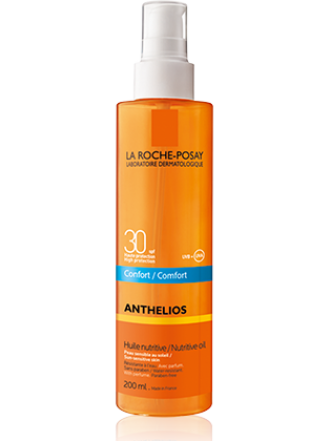 LA ROCHE POSAY ANTHELIOS XL ΑΝΤΗΛΙΑΚΟ ΛΑΔΙ ΠΡΟΣΤΑΣΙΑΣ ΚΑΙ ΘΡΕΨΗΣ SPF30+ 200ML