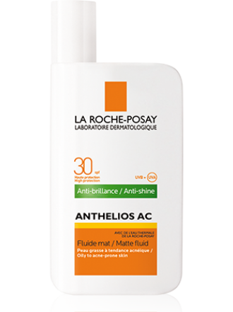 LA ROCHE POSAY ANTHELIOS XL AC FLUID ANTI-SHINE SPF30 ΧΩΡΙΣ ΑΡΩΜΑ 50ML
