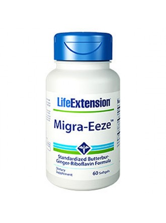LIFE EXTENSION MIGRA-EEZE 60 CAPS