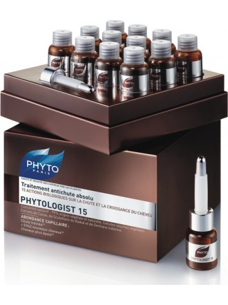 PHYTO PHYTOLOGIST 15 ABSOLUTE ANTI-HAIRLOSS TREATMENT 12 X 3.5ML