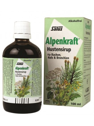 POWER HEALTH ALPENKRAFT SYRUP 100ML