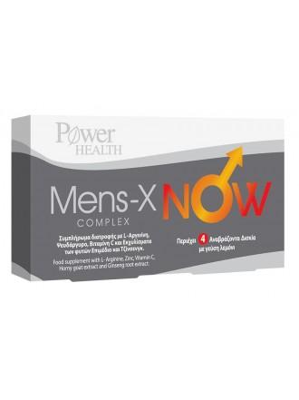 POWER HEALTH MENS - X NOW 4 ΑΝΑΒΡΑΖΟΝΤΑ ΔΙΣΚΙΑ