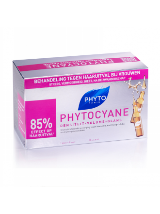 PHYTO PHYTOCYANE TREATMENT 12AMPX7,5ML
