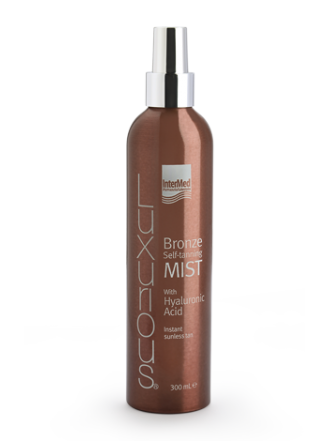INTERMED LUXURIOUS SUNSCREEN SELF TANNING MIST 300ML