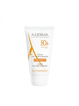 A-DERMA PROTECT CREME SPF50+ 40ML