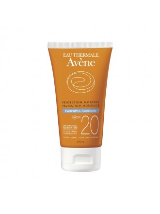 AVENE SUN CARE EMULSION SPF20 50ML