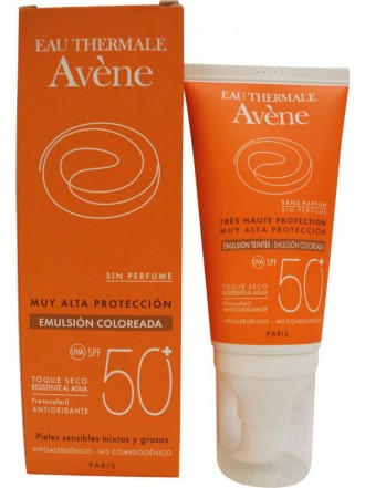 AVENE SUN CARE EMULSION SANS PARFUM SPF50+ 50ML