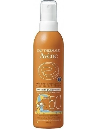 AVENE SUN CARE SPRAY ENFANT 50+ 200ML