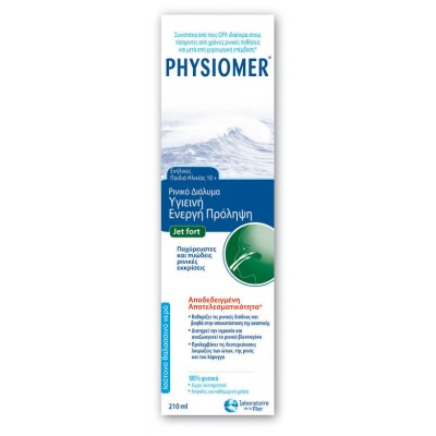 PHYSIOMER FORT SPRAY 210ML