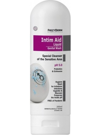 FREZYDERM INTIM AID LIQUID PH5 200ML
