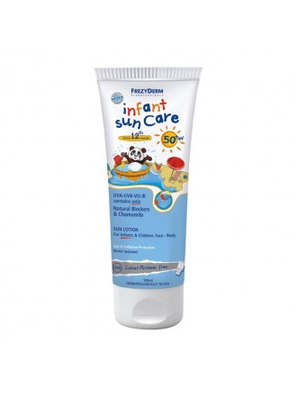 FREZYDERM BABY INFANT SUN CARE 50+ SPF 100ML