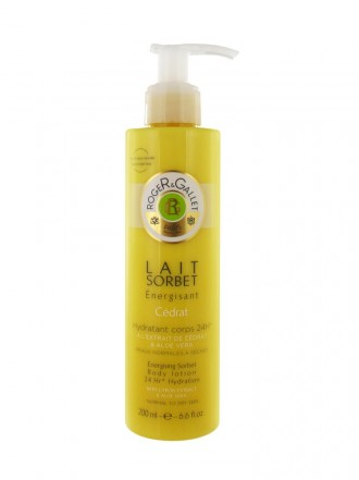 ROGER & GALLET CEDRAT BODY MILK 200ML