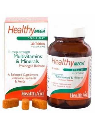 HEALTH AID HEALTHY MEGA 30TABS