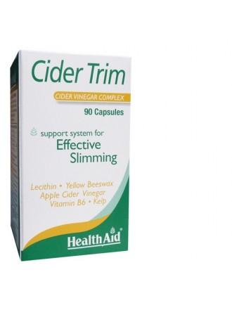 HEALTH AID CIDER TRIM™ CAPSULES 90'S