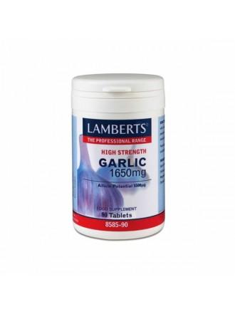 LAMBERTS GARLIC 1650MG 90TABS