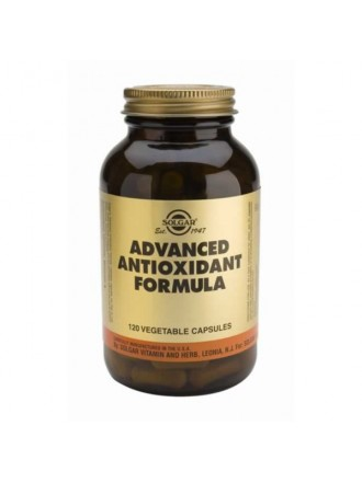 SOLGAR ADVANCED ANTIOXIDANT FORMULA 120CAP