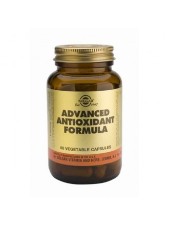 SOLGAR ADVANCED ANTIOXIDANT FORMULA 60VCAP