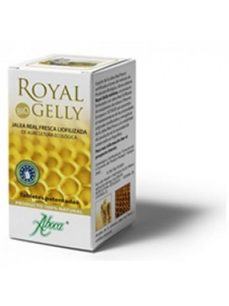 ABOCA ROYAL JELLY BIO 40TABS
