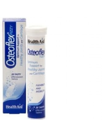 HEALTH AID OSTEOFLEX FIZZY 20TABS
