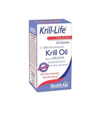 HEALTH AID KRILL-LIFE KRILL OIL 60 CAPS