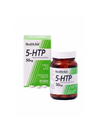 HEALTH AID 5-HTP 60CAPS