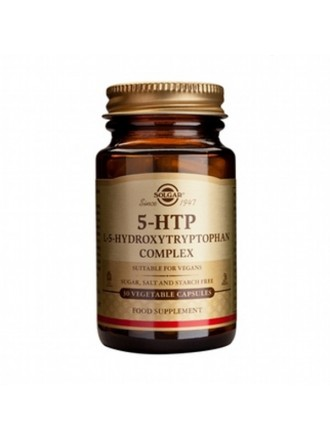 SOLGAR 5-HTP (HYDROXYTRYPTOPHAN) 100MG VEG. 90S