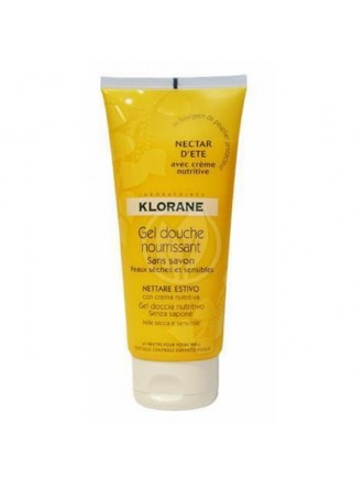 KLORANE GEL DOUCHE NECTAR ETE 200ML
