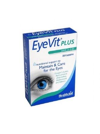 HEALTH AID EYEVIT PLUS 30 CAPS