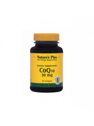 NATURE'S PLUS COENZYME Q10 30 MG SOFTGELS